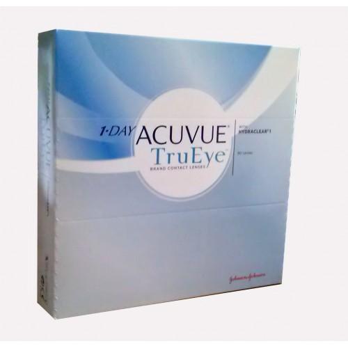 Контактные линзы 1 day acuvue trueye 180