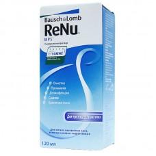 Renu MPS раствор для чувствительных глаз (с контейнером) 120 мл